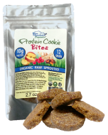 12 Grain Protein Cookie Bites 2.7 oz, Sprouted, Organic