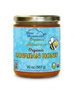 Hawaiian Honey, 10 oz, Organic