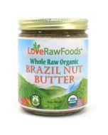 Brazil Nut Butter, Organic