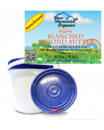 Blanched Almond Butter, Organic