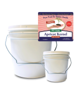 Apricot Kernel Butter Bulk, Sprouted, Organic
