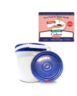 Cashew Butter Bulk, Sprouted, Organic