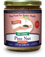 Pine Nut Butter, Sprouted, Organic