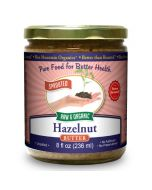 Hazelnut Butter, Sprouted, Organic