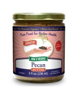 Pecan Butter, Sprouted, Organic