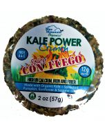 Kale Power Con Fuego Crunch, 2 oz, Organic