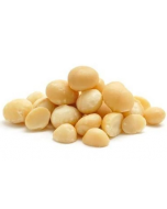 Macadamia Nuts, Sprouted, Organic