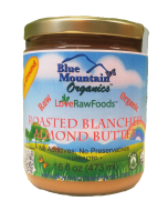 Roasted Blanched Almond Butter,Organic