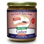 Cashew Butter, Sprouted, Organic