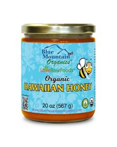 Hawaiian Honey, 10 oz, Organic