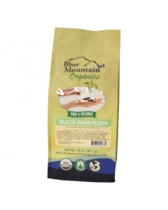 Black Bean Flour, Sprouted, Organic