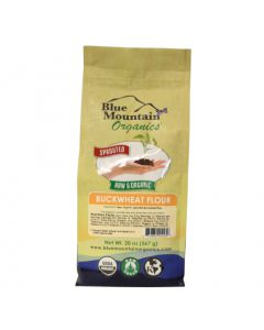Buckwheat Flour, Sprouted, Organic