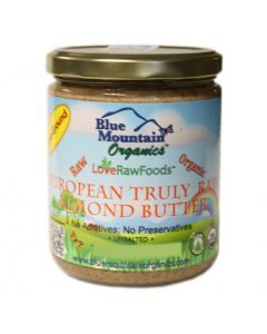 "Almond Butter ""European Truly Raw"", Organic"