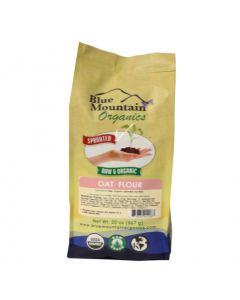 Oat Flour, Sprouted, Organic