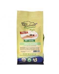 Spelt Flour Bulk, Sprouted, Organic