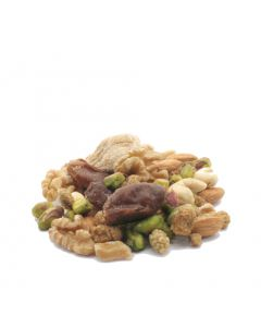 Oasis Trail Mix, Sprouted, Organic