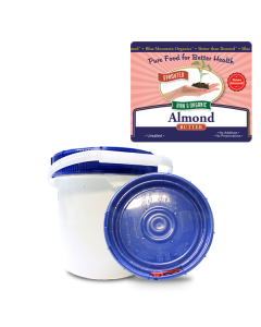 Almond Butter Bulk, Sprouted, Organic