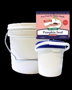 Pumpkin Seed Butter Bulk, Sprouted, Organic