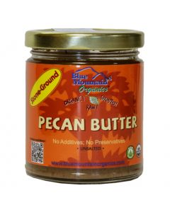 Pecan Butter 10 lb, Sprouted, Organic