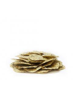 Havit Raw Corn Crackers 3 oz, Sprouted, Organic