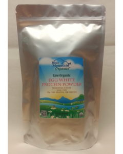 Egg White Protein Powder, 4 oz, Organic