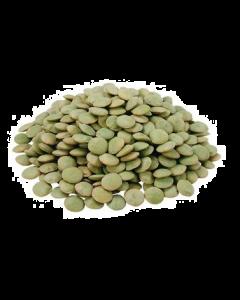 Green Lentils Bulk, Organic