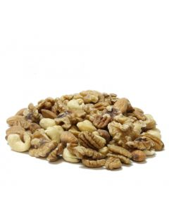 Just Four Nuts Nut Mix, Sprouted, Organic