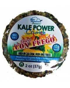 Kale Power Con Fuego Crunch, 2 oz, Organic