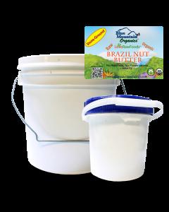 Brazil Nut Butter Bulk, Organic