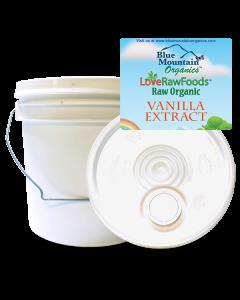 Vanilla Extract 2 Fold, Organic