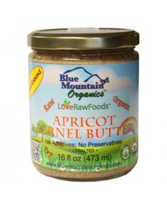 Apricot Kernel Butter, Organic