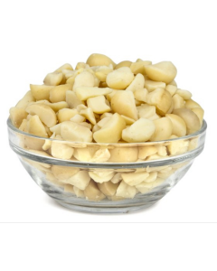 Raw Macadamia Nut Pieces 5 lbs, Organic