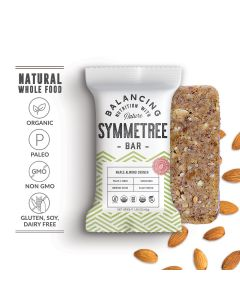Symmetree Bar - Maple Almond Crunch