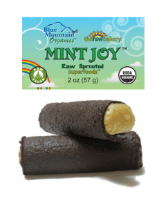 Mint Joy 2 oz, Sprouted, Organic