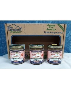 The Better Than Roasted Nut Butter Lover's Gift Box - FREE SHIPPING!
