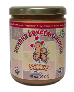 Silky Organic Peanut Butter, Organic - Produced in a SEPARATE FACILITY
